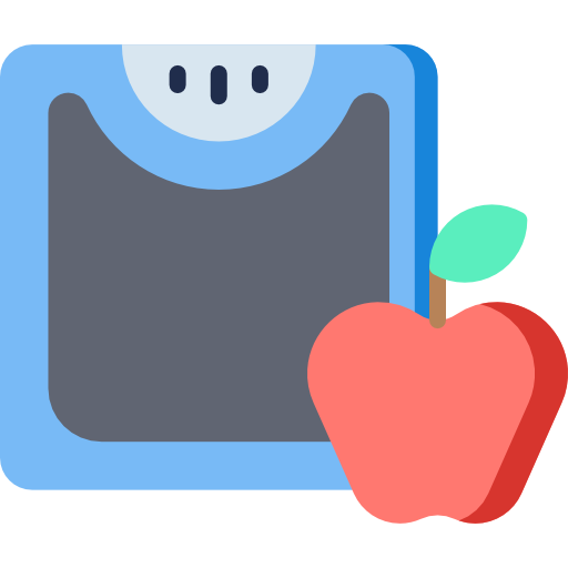 weight loss calculator 512x512 icon
